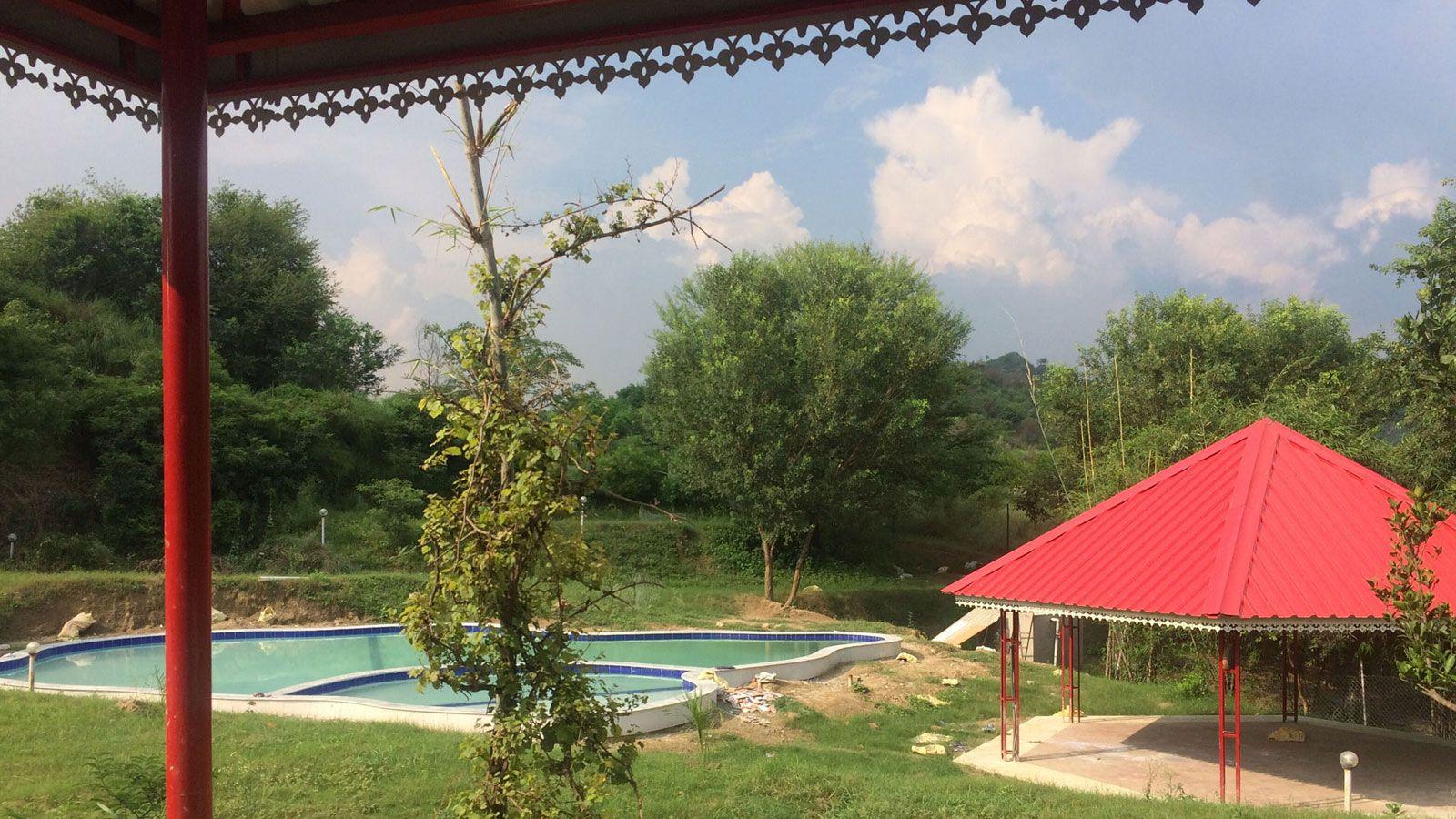 around pool prakritifarms