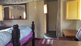 Swiss Cottage Bedroom